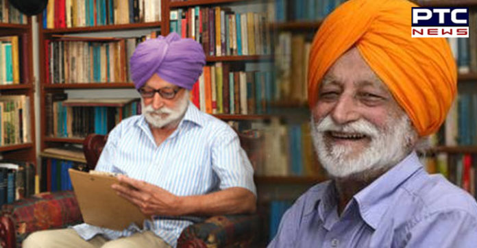 Prof Surjit Hans, translated all of Shakespeare to Punjabi, dies at 89