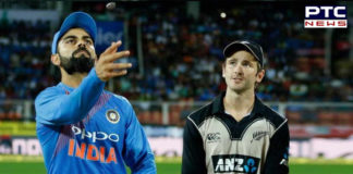 New Zealand vs India 1st T20 | wins the toss and elects to bat first