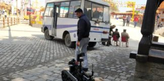 Tight security at Surajkund International Crafts Mela