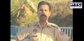 ASI shot dead with his service weapon In Model Town Pathankot