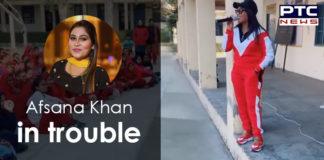 Afsana Khan in Trouble , Sidhu Moose Wala , Sri Muktsar Sahib , Badal village