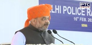 Amit Shah Speaks On 73rd Foundation Day Celebration of Delhi Police