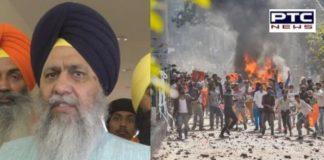 Bhai Gobind Singh Longowal expresses concern over Delhi Violence