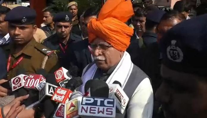 Haryana CM Manohar Lal on Delhi Assembly Election