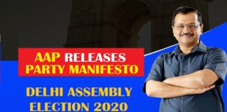 AAP manifesto , Delhi Assembly Elections 2020 , Pilgrimage senior citizens