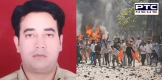 #DelhiViolence: IB officer found dead in Chand Bagh, body recovered from drain