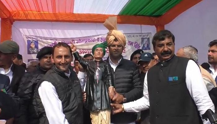 Haryana Deputy CM Dushyant Chautala attacks on Arvind Kejriwal