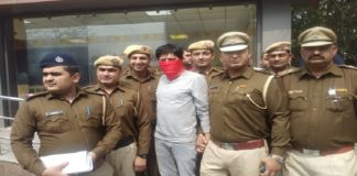Most Wanted criminal Nitin arrested in Sonipat , Haryana Police , CIA team