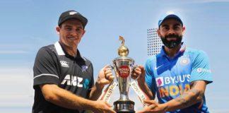 India vs New Zealand 1st ODI at Hamilton , IND vs NZ ODI series