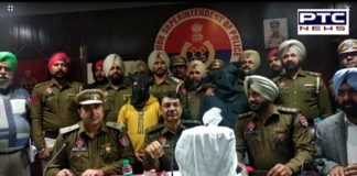 Phillaur Police Arrested Two smugglers with 11 KG heroin, Amritsar had to supply