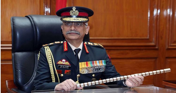 Army Chief General Manoj Mukund Naravane , Pakistan Terrorists Weapon