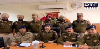 Tarn Taran Dera Kar Sewa Baba Jeevan Singh ₹1.5 cr looted Case Two Robbers Arrested , ₹ 12 Lakh Recovered