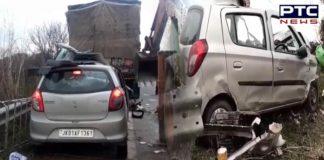Jammu Kashmir Road Accident