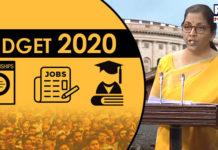 Budget 2020 , Nirmala Sitharaman , Jobs and Education , PTC News