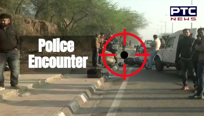 Two criminals killed in an encounter with Delhi Police Special Cell