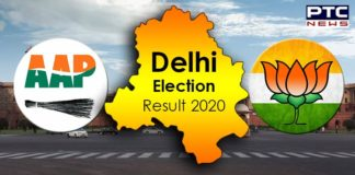 Delhi Assembly Election Results 2020 Highlights| It's AAP all the way