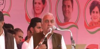 Bhupinder Singh Hooda lashed out at coalition government
