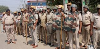 Haryana Police issues advisory on law and order in the wake of Delhi stir