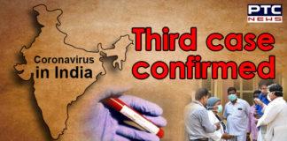 Coronavirus in India , Third case confirmed in Kerala , PTC News