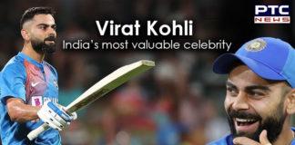 Virat Kohli India's Most Valuable Celebrity 2019 , Global Advisroy Firm