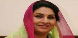 JJP MLA Naina Chautala raised women issues in Haryana Assembly
