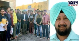 Sarbat Da Bhala Charitable Trust Chief S.P. Singh Obero Arrive today with 8 youths Stuck in Dubai