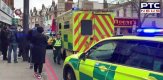 London Streatham Attack , Attacker Sudesh Amman Killed ,2 Stabbed