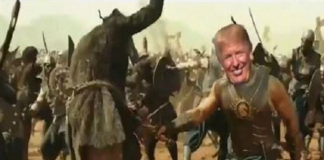 Donald Trump Baahubali Video Viral