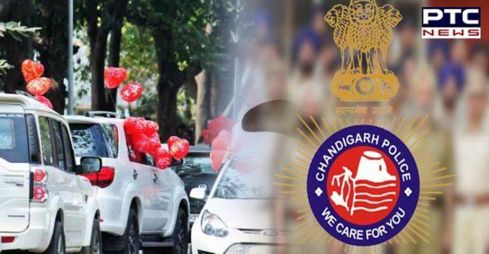 Chandigarh Police , Special Advisory on Valentine Day , PTC News
