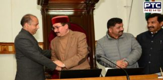 Vipin Parmar become new Speaker of Himachal Assembly