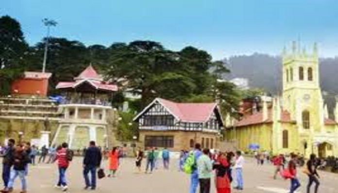 Coronavirus curfew relaxed in Shimla for shopping