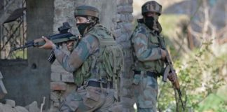 Militants killed in encounter with security forces in Jammu and Kashmir