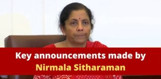ITR Filing Date | Minimum Balance Requirement , GST Return , Nirmala Sitharaman