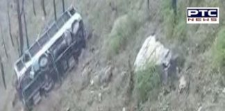 Chamba Bus Accidenet: 5 killed, 33 injured as bus falls into Himachal gorge