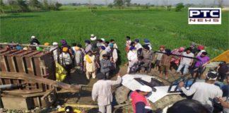 Anandpur Sahib Hola Mohalla Going Sangtas Road Accident