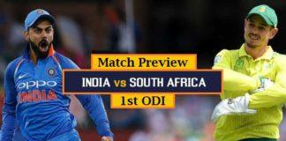 IND vs SA 1st ODI 2020 , India vs South Africa in Dharamshala