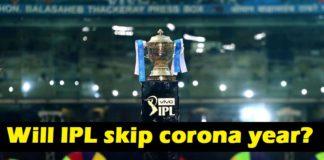 Coronavirus in India Outbreak , IPL 2020 Suspended Deadline , BCCI