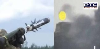 Indian Army targets Pakistan 1