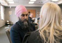 Canada MP Jagmeet Singh Coronavirus , Justin Trudeau wife Sophie Trudeau