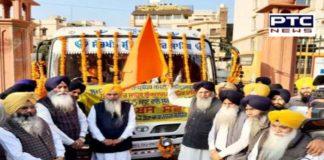 Kartarpur Sahib visiting pilgrims Good news. Amritsar to Kartarpur Corridor Free bus service start By SGPC