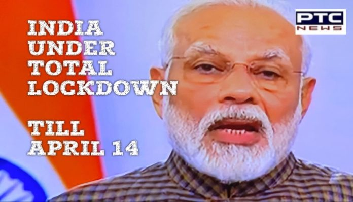 Coronavirus Outbreak: PM Modi announces nationwide lockdown for 21 days