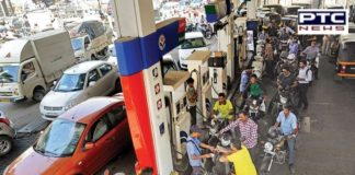 Petrol and diesel prices in India went down by Rs 2.69 and Rs 2.33 per litre, respectively