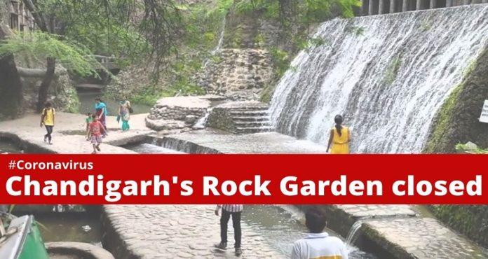 Coronavirus Rock Garden Closed Chandigarh , Cinema Halls , COVID 19