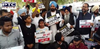 budget-session-scholarship-issue-on-sad-protest-outside-assembly-with-students