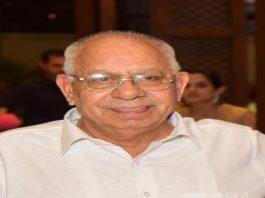 Tarun Chugh's father Banarsi Das Chugh passed away