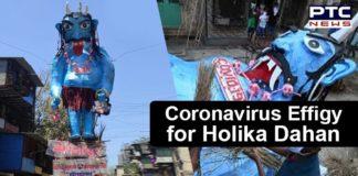 Coronavirus Effigy Mumbai , Holika Dahan , Why Holi is celebrated