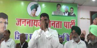 Digvijay Singh Chautala hit back at Abhay Singh Chautala