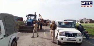 Jammu-Amritsar tourist bus Accident 1 Dead 18 Injurd