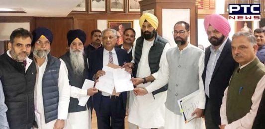 Pawan Kumar Tinu | Punjab Vidhan Sabha Speaker | SAD MLAs | Congress