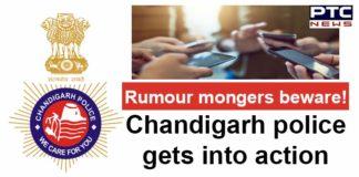 Coronavirus Chandigarh Police , Confirmed Cases , Fake News